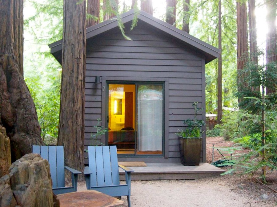Little cabin in big sur what i do for Big sur cabin