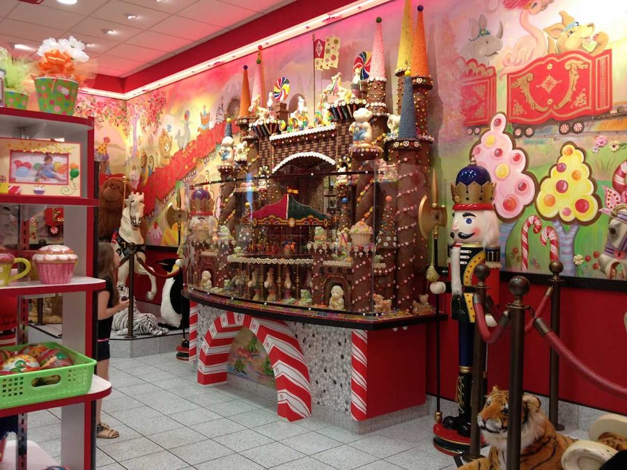 Sarris Chocolate Factory Pittsburgh