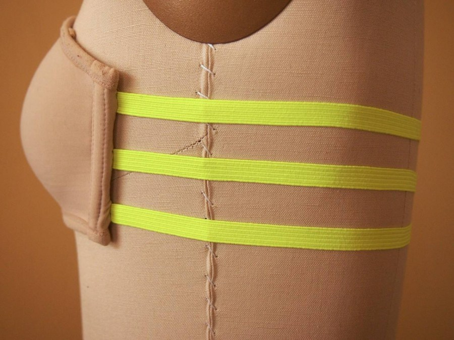how to fix old bra straps