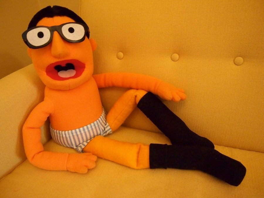 Muppet Underpants What I Do