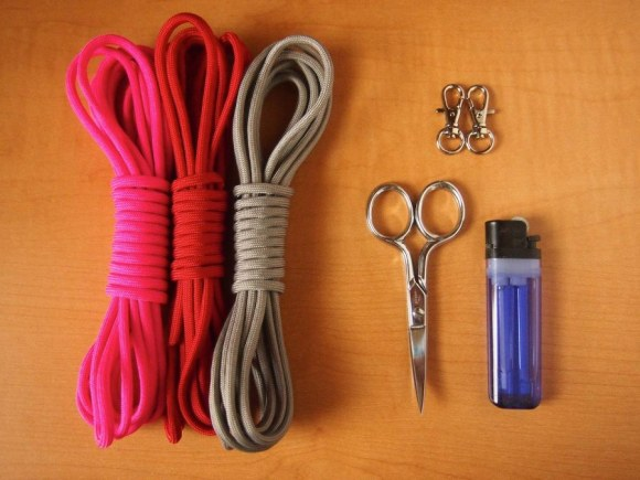 Paracord camera strap what i do for Diy hammock straps paracord
