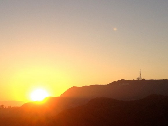 Griffith Observatory At Sunset What I Do