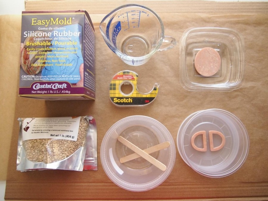 Making Silicone Molds What I Do
